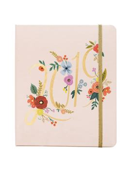 2019-bouquet-17-month-planner by rifle-paper-co
