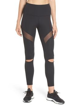 vixen-high-waist-midi-leggings by zella