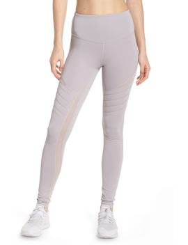 street-style-high-waist-leggings by zella