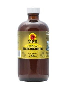 tropic-isle-living-jamaican-black-castor-oil-8-oz---glass-bottle by tropic-isle-living
