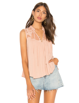 western-romance-top by free-people