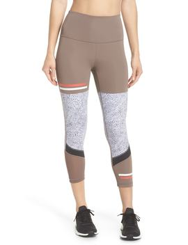 senso-vision-high-waist-crop-leggings by zella