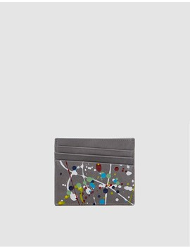 plain-leather-painter-treatment-cardholder by maison-margiela