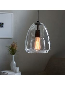 Duo Walled Pendant   Single Light by West Elm