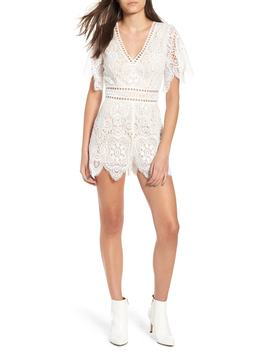 lace-romper by socialite