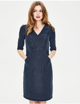 Bronte Jersey Dress by Boden