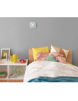 Nest Protect Wi Fi Smoke & Carbon Monoxide Alarm (Wired) (S3003 Lwef) by Best Buy