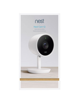 Nest Cam Iq Wi Fi Indoor 1080p Ip Camera   White by Best Buy