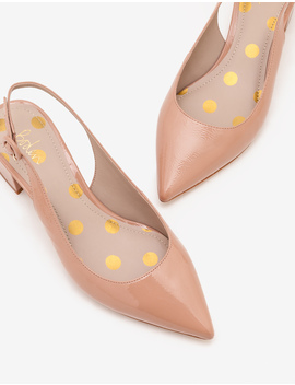 Annie Pointed Slingbacks by Boden