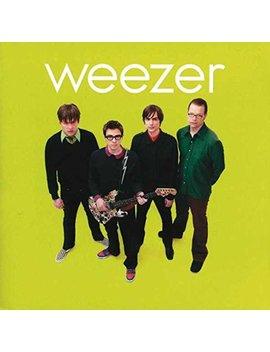 weezer-green-album by amazon