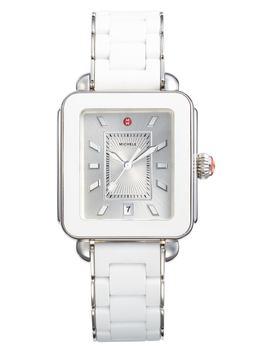 deco-sport-bracelet-watch,-34mm-x-36mm by michele