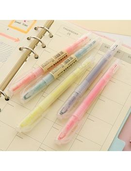 set-of-8:-double-tipped-highlighters by ninas-house
