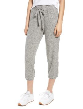 paris-heathered-crop-sweatpants by project-social-t