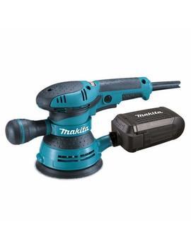 makita-bo5041---lijadora-rotorbital-electronica-125-mm-300w-4000-12000-rpm-14-kg by makita