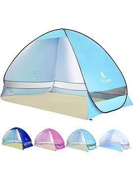 ylovetoys-automatic-pop-up-beach-tent-sun-shelter-beach-shade-canopy-tent-anti-uv-waterproof-beach-cabana-umbrella-3-4-persons-instant-outdoor-camping-beach-tents-for-outdoor-activities by ylovetoys