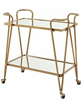 linon-amzn0215-gina-mid-century-bar-cart,-gold by linon
