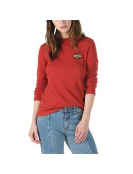 chromo-long-sleeve-top by vans