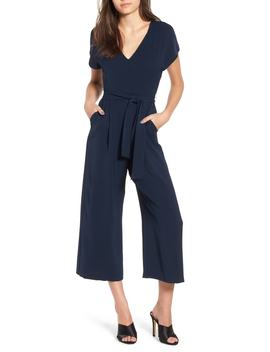 belted-jumpsuit by astr-the-label