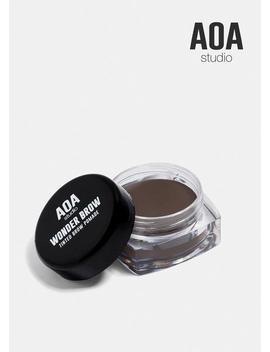 aoa-wonder-brow-pomade--medium-brown by shop-aoa