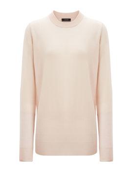 cashair-round-neck-sweater by joseph