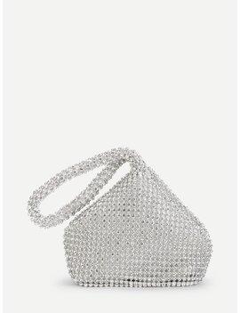 rhinestone-embellished--clutch-bag by romwe