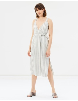the-intrepid-linen-wrap-dress by third-form