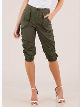 adventure-calls-cropped-safari-pants by gojane