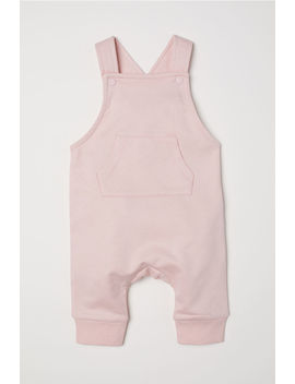 cotton-bib-overalls by h&m