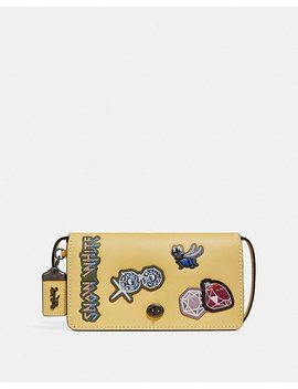 disney-x-coach-dinky-with-patches by coach