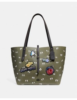 disney-x-coach-market-tote-with-spooky-eyes-print by coach