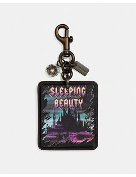 disney-x-coach-sleeping-beauty-bag-charm by coach