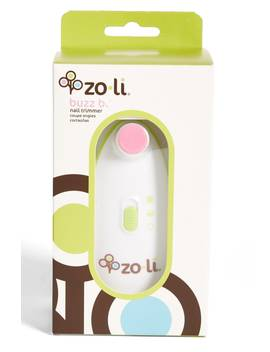 buzz-b-nail-trimmer,-replacement-pads-&-storage-case by zoli