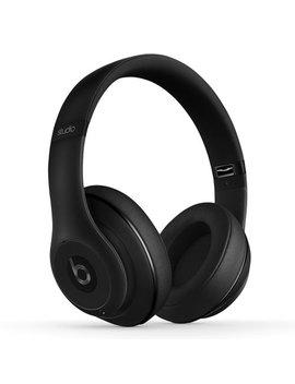 beats-studio-wireless-over-ear-headphone---matte-black by beats