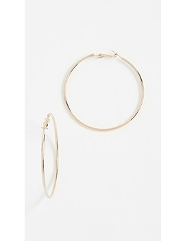 round-hoop-earrings by theia-jewelry