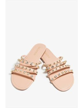 not-a-delicate-stone-sandal by agaci