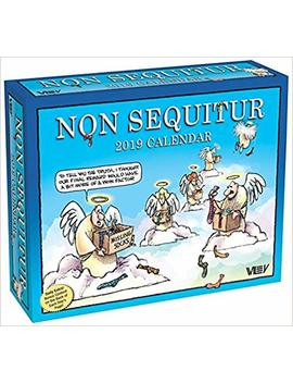 non-sequitur-2019-day-to-day-calendar by amazon