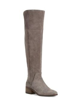 womens-gray-kochelda-over-the-knee-boot by vince-camuto