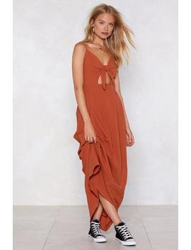 do-knot-disturb-maxi-dress by nasty-gal