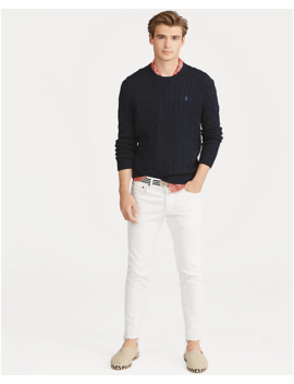 cable-knitted-cotton-jumper by ralph-lauren