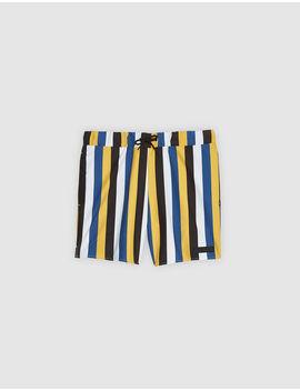 maillot-de-bain-imprimé-rayures by sandro-paris