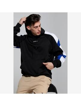 adidas-eqt-block-hoodie-black by adidas