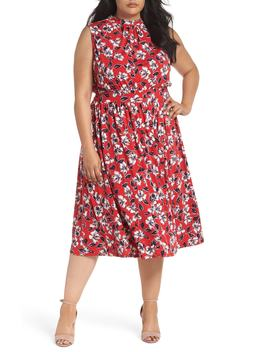 mindy-shirred-midi-dress by leota