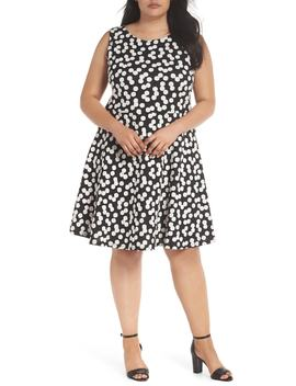 ava-fit-&-flare-dress by leota