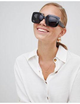 aj-morgan-oversized-square-sunglasses-in-black by aj-morgan