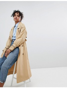 monki---press-collection---trench-classique by monki
