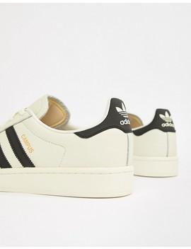 adidas-originals-campus-sneakers-in-white-cq2070 by adidas-originals