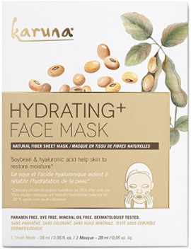 online-only-hydrating+-face-sheet-mask by karuna