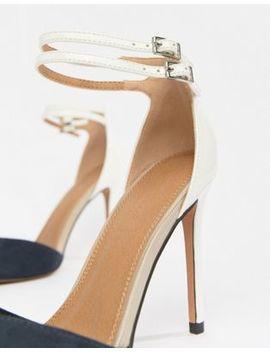 asos-design-primrose-pointed-heels by asos-design