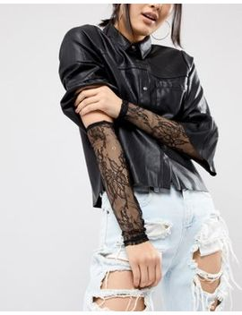 asos-long-lace-sleeves by asos-collection