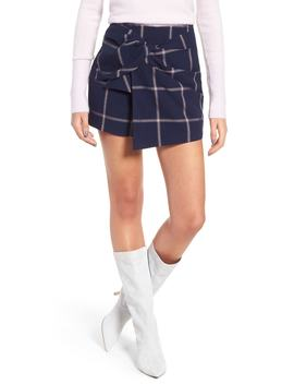 tie-front-skort by leith
